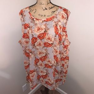 Gently Used New Look Sleeveless Blouse